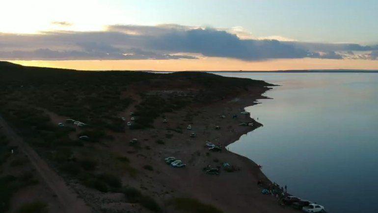 Turismo de cercanía: las playas de arena de Los Barreales