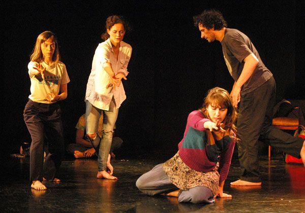 Gran respuesta a la segunda edición del Cipo Danza