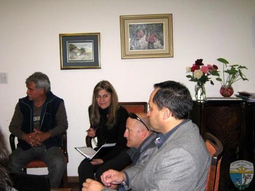 Convenio con Minería provincial organizará la actividad en Allen