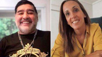 Caso Maradona: la psiquiatra también pide la nulidad de la Junta Médica