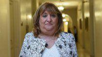 jara tracchia defendio la propuesta salarial para el sector docente