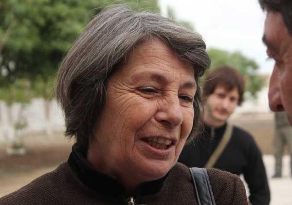 La cipoleña Mabel Rigoni ya es la nueva presidenta del Frente Grande rionegrino