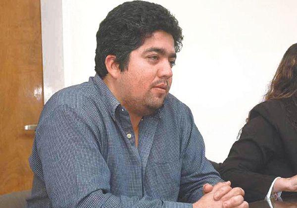 Oscar Alfredo Pequi Bastonero