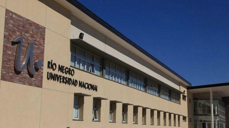 Vuelve la presencialidad en la Universidad Nacional de Río Negro