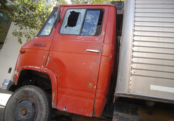 Dos detenidos por el robo de un camión