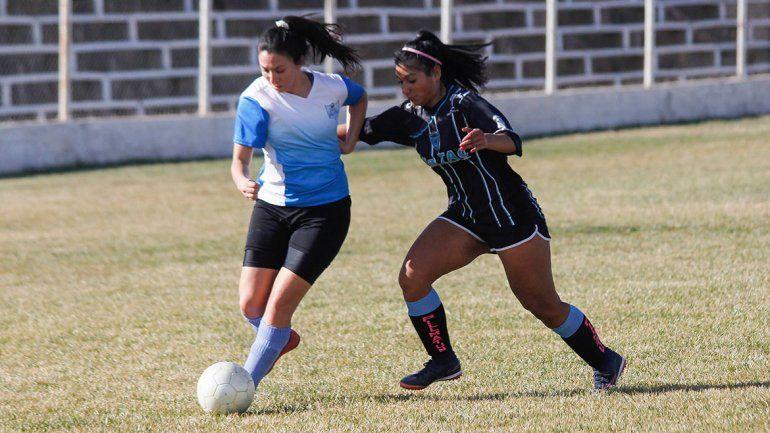 Segundo acto para el fútbol femenino de la Confluencia