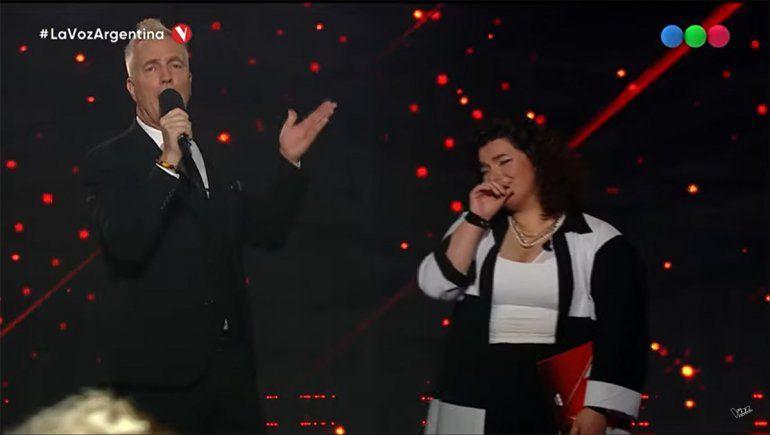 Luz Gaggi es la última finalista de La Voz Argentina