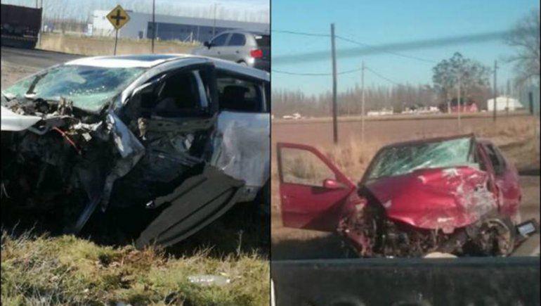 Herederos de conductor que murió en un choque deberán indemnizar a los sobrevivientes