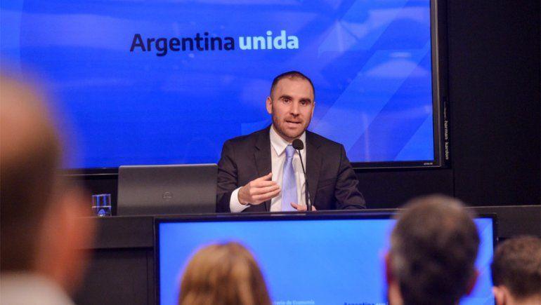 Martín Guzmán aseguró que el Gobierno no hará una devaluación