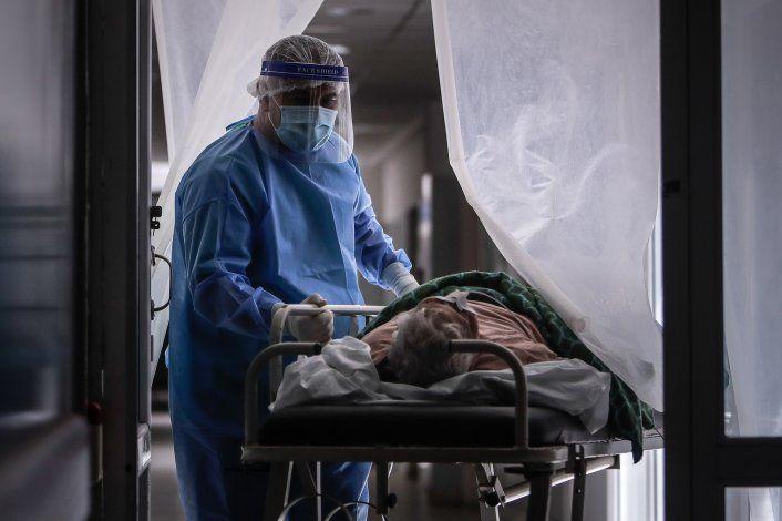 COVID en Argentina: 687 nuevas muertes y 21.292 contagios