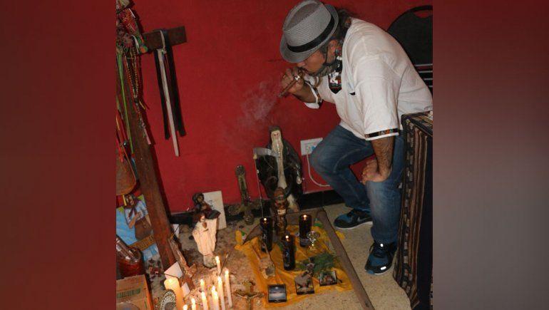 Así fue el gualicho del brujo Atahualpa para secar a Brasil