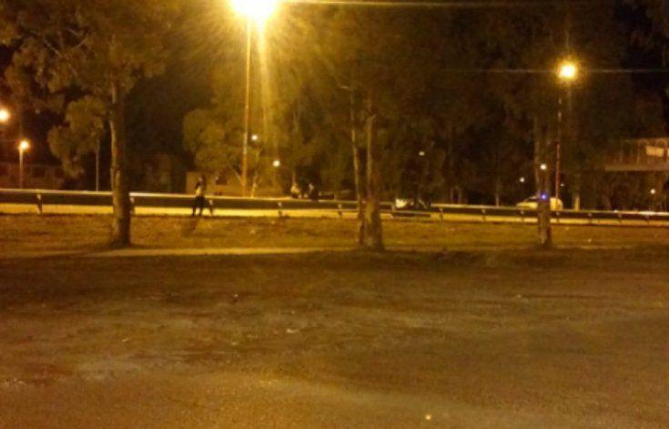 Una mujer fue atacada sobre la calle Balbín