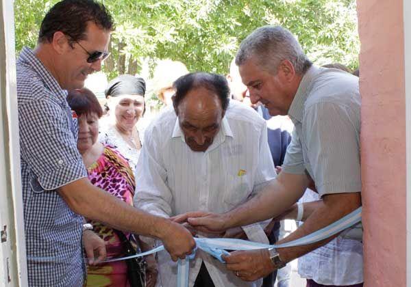 Inauguraron hogar para seis abuelos