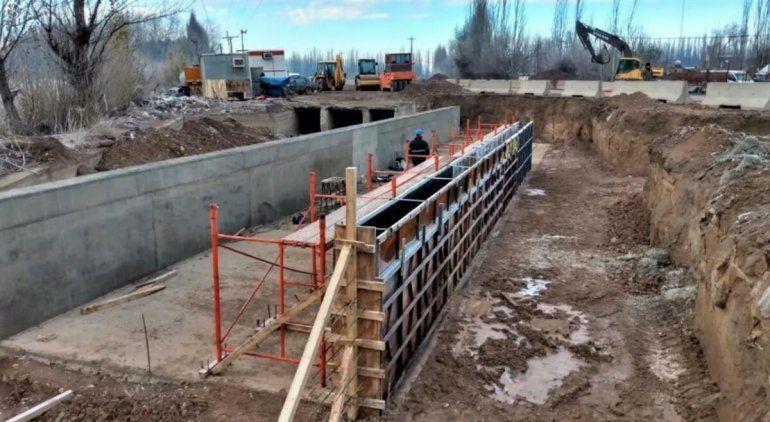 Quieren habilitar los puentes de Ruta 22 antes de fin de año