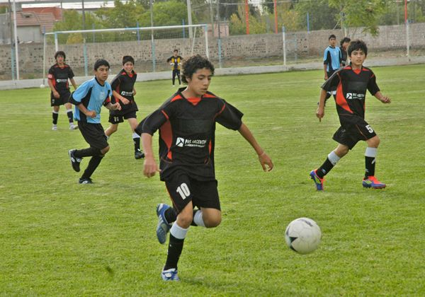 San Martín, en cuartos de final