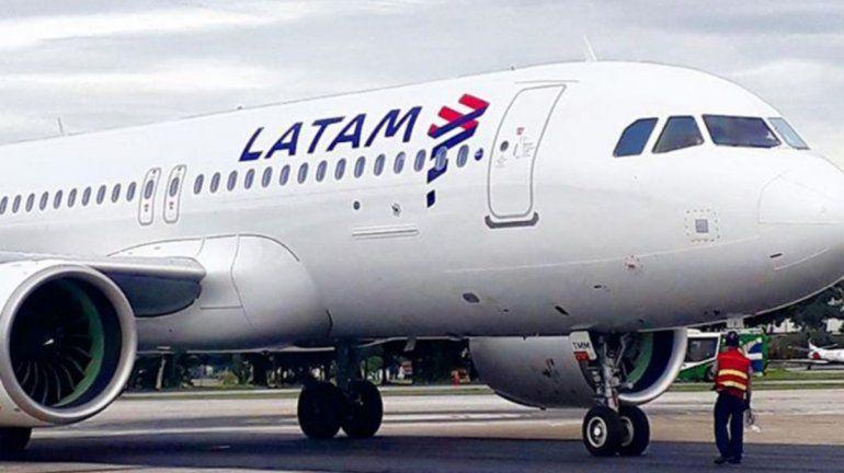 Meoni aclaró que Latam podría, eventualmente, seguir operando