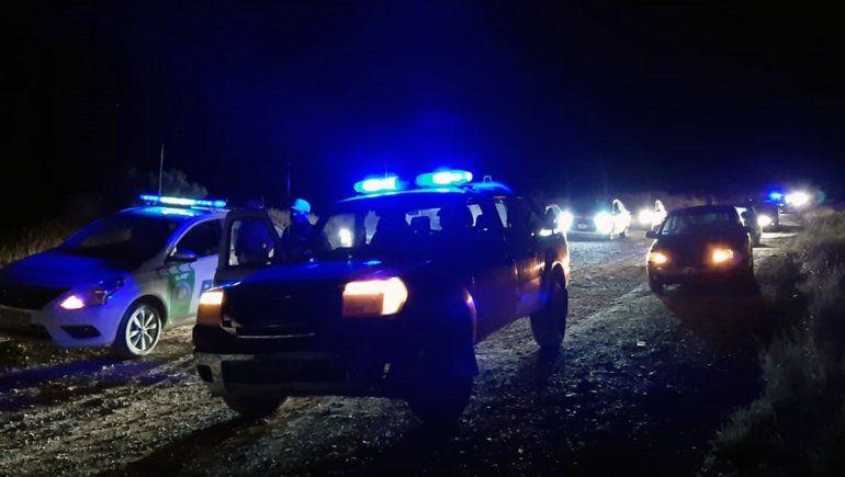 Desarticularon una fiesta clandestina con más de 60 personas en Luis Beltrán