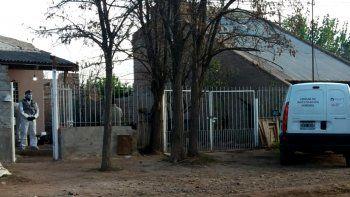 hallaron sangre humana en la casa del femicida de agostina gisfman