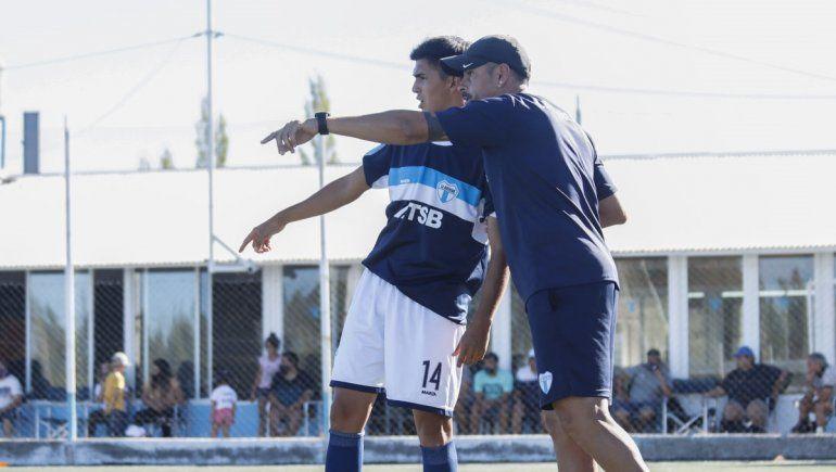 El exvolante Fernando Fernández