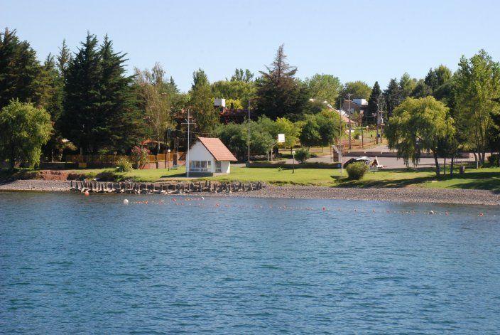 La villa de Mari Menuco. Una lugar tranquilo donde muchos prefieren pasar el verano. Esta vez