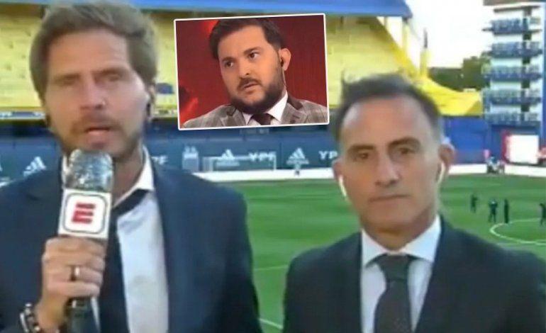 Grave acusación de Brancatelli contra la dupla Vignolo-Latorre