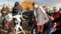 el observatorio de los planetas se mudo a las grutas