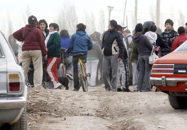 Ocupantes rechazaron un pedido de desalojo