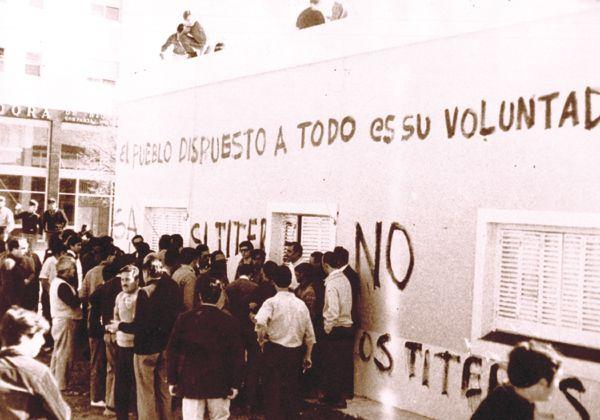 """Weretilneck, a 46 años del """"Cipoletazo"""": """"Un hecho fundante del Río Negro moderno"""""""