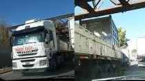 cortan un carril de la 151 por tareas de vialidad sobre el puente ferroviario