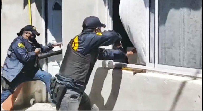La Federal de Cipolletti detuvo a cuatro narcopolicías