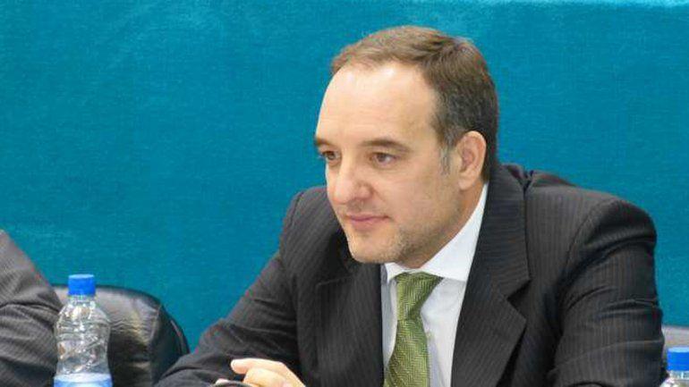 El legislador Martín Doñate (FPV) fue uno de los que le respondió al gobernador