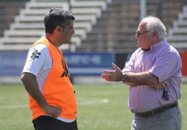 La dirigencia y Morales limaron asperezas