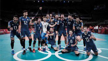 Argentina arrasó con Estados Unidos y está en cuartos