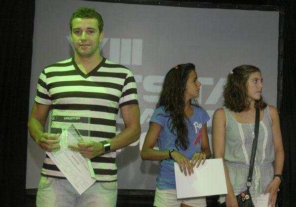 El nadador Rodríguez es nuevamente de Oro