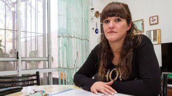 Julieta Garzi aún está en litigio contra un policlínico privado de Cipolletti.