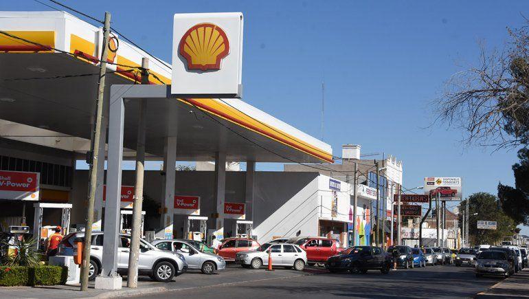 ¿Qué estaciones de servicio del Alto Valle tienen combustibles?