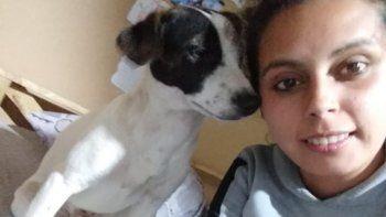 mataron a su perro con el auto y despues la amenazaron