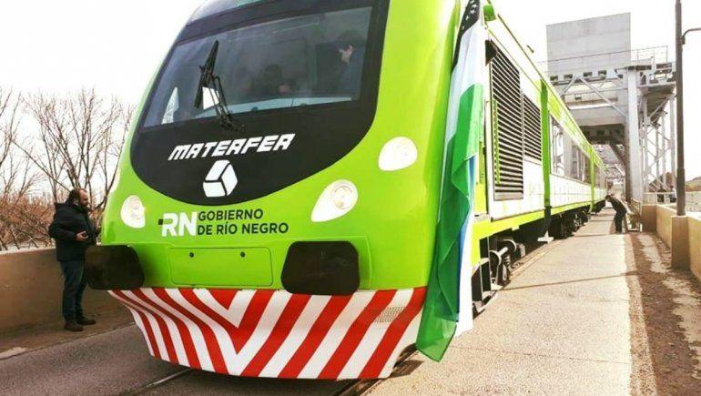 Vacaciones en Bariloche: se agotaron los pasajes del Tren Patagónico