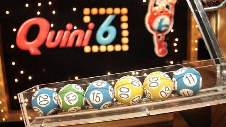El millonario ganador del Quini 6 se presentó a cobrar