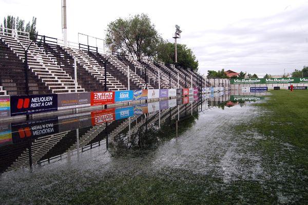 Cipolletti-Rivadavia se suspendió hasta mañana