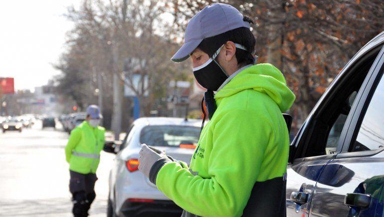 Los controles reforzaron la seguridad en calles cipoleñas