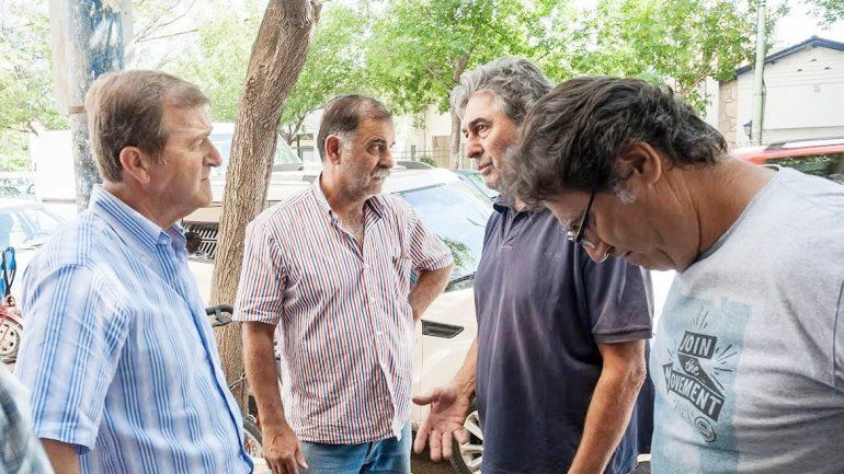 El jefe comunal buscará mediar a pedido de dirigentes de los productores.