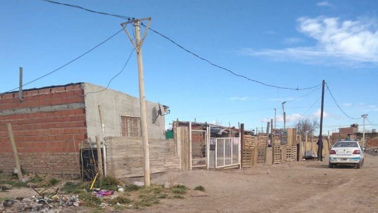 Allanaron otra casa por el tiroteo en el Anai Mapu