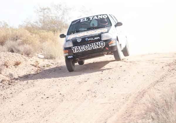 Arrancó la tercera fecha del Rally Regional