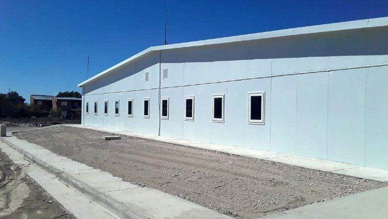 Finalizaron las obras de los hospitales modulares en Río Negro