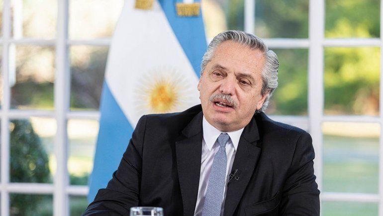 Alberto Fernández: No nos van a doblegar los que gritan
