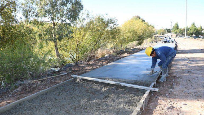 En octubre finaliza la obra del Paseo Costero sobre el puente de Las Perlas