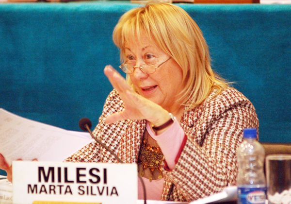 Milesi resaltó aprobación en Legislatura de proyecto por fallo sobre aborto no punible