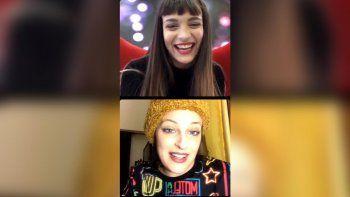 El divertido paso de Lula Rosenthal por el Instagram de LMN