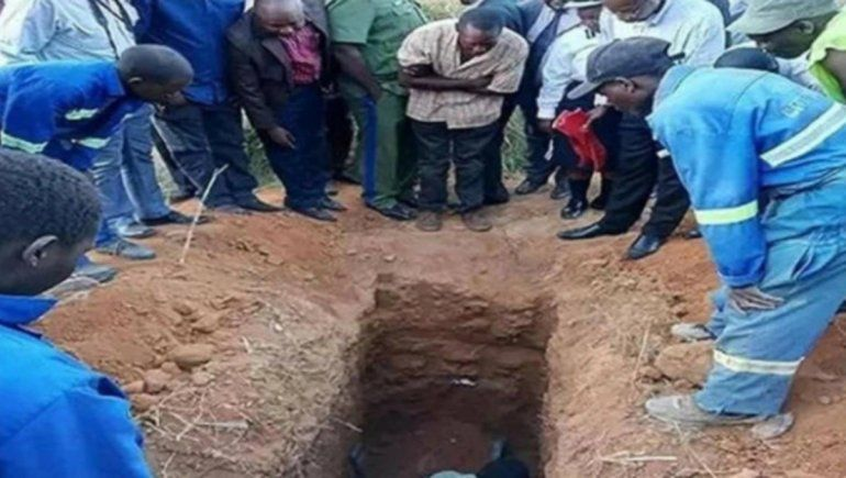 Un pastor quiso probar que podía resucitar como Jesucristo y falleció